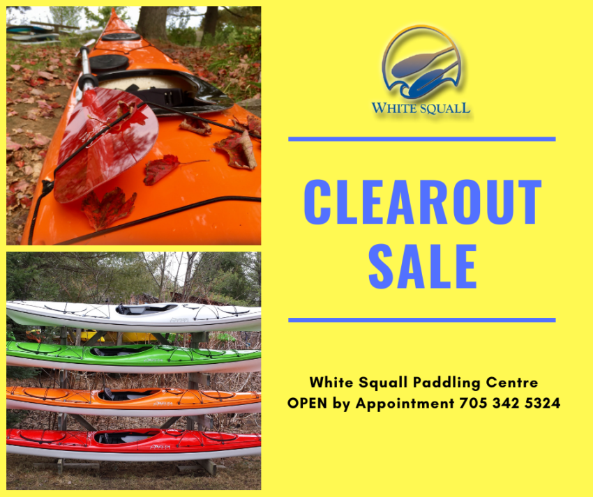 Boat Clearout Sale